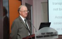C. G. B. (Kit) Mitchell MA PhD CEng FCIHT FCILT FRAeS.